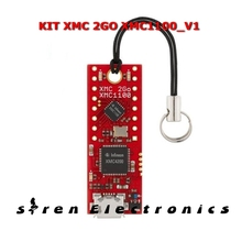 1 pcs x KIT XMC 2GO XMC1100_V1 Development Boards ARM Eval Kit Microcontrollers EVAL BOARD KIT-XMC-2GO-XMC1100-V1