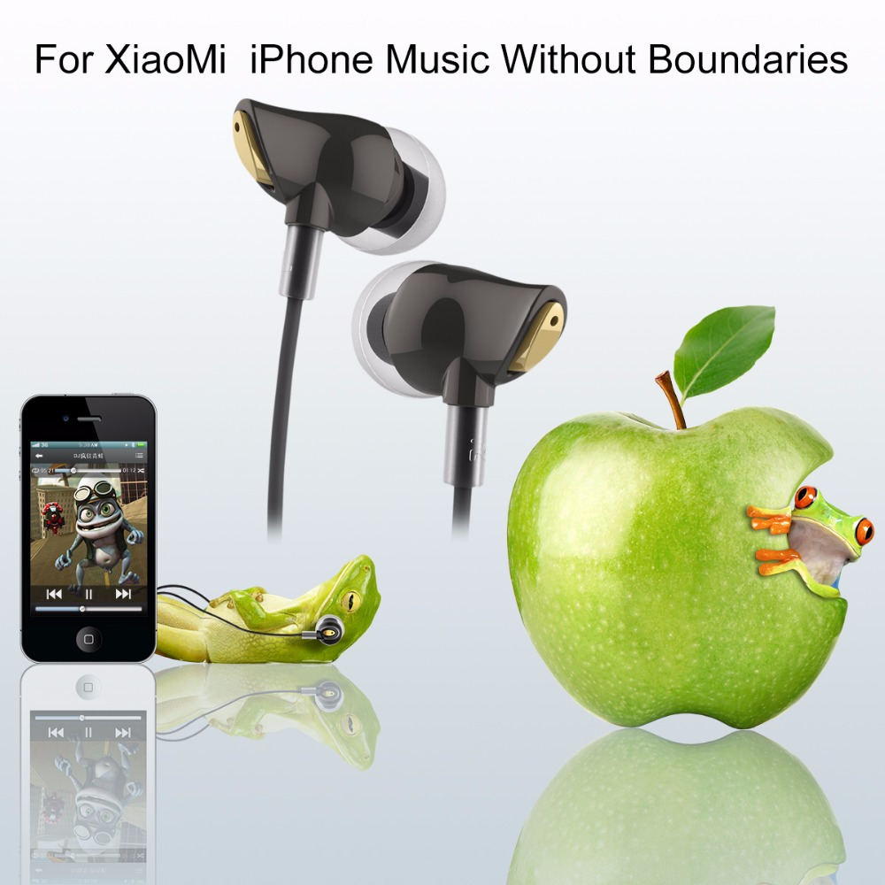 Original Rock Luxury Zircon Stereo Earphones With Microphone In Ear Wire Control With Mic 3.5mm For Xiaomi Mi 5S For Meizu ep51<br><br>Aliexpress