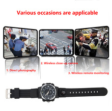 DVR Camera Night Vision Dash Cam Wireless Car Camera Recorder Smart Watch Camera Night Vision Dash Cam Wireless