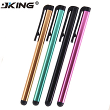 Buy 10Pcs/Lot Capacitive Touch Screen Stylus Pen IPad Air Mini 2 3 4 IPhone 4s 5 6 7 Samsung Universal Tablet PC Smart Phone for $1.49 in AliExpress store