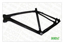 26er Full Carbon Monocoque Mountain Bike frame 17'' 18'' 19'' size frames mtb with headset RD hanger En&European Standard[SFM04]