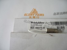 Welch Allyn 998319-29 5V 10.4W halogen bulb,for Bayer Advia 2120 hematology analyzer,WelchAllyn 5V10.4W lamp with wire leads(China)