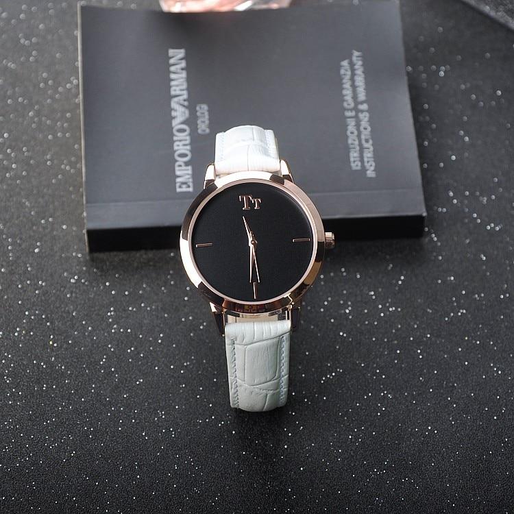 2016 Luxury Brand Fashion Women Girl Quartz Watch Simple Casual Mullti Color Leather Band Female Wristwatch relogio feminino<br><br>Aliexpress