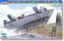 Hobby Boss 1/35 scale tank models 82462 Germany LWS-II Amphibious Tracked Tractor Upgrade Type *