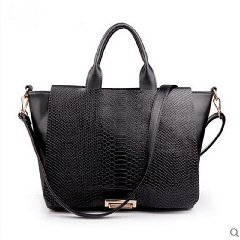 Retro Women Bag Messenger Bags Crossbody Elegant Serpentine Womens Handbags Ladies Hand Bags Shoulder Satchels Luxury Bag sac <br><br>Aliexpress