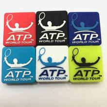 Free shipping (50pcs/lot)ATP rectangle Vibration dampener tennis damper products(China)