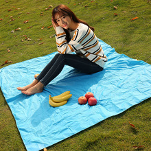 Foldable Camping Picnic Mat Portable Pocket Compact Moistureproof Pad Blanket Garden Waterproof Ultralight Yoga Outdoor Newest