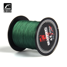 Great Discount!! hot Bearking  500m 10LB - 80LB Braided Fishing Line PE Strong Multifilament Fishing Line Carp Fishing Saltwater