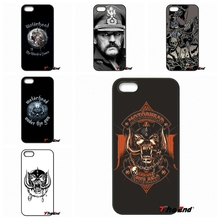 For Samsung Galaxy Note 2 3 4 5 S2 S3 S4 S5 MINI S6 S7 edge Active S8 Plus Motorhead British Metal Logo Poster Cell Phone Case(China)