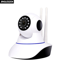 JINGLESZCN IP Camera Wireless Wifi Serveillance Security Cam HD 960P 720P Night Vision For Indoor Baby Monitor Home With Alarm