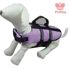 Dog Safe Fido Float  Refective Vest for Safety Pet dog puppy Yellow Life Jacket safety clothes swimwear for small medium dog pet
