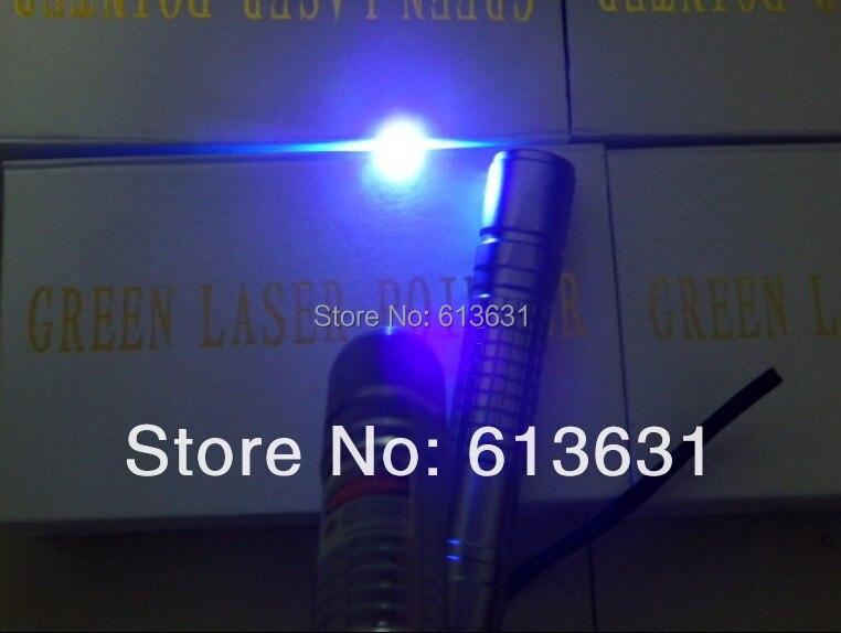 405nm 5000mw/5W att Waterproof focusable blue purple laser pointer burning star pointer torch  free shipping<br><br>Aliexpress