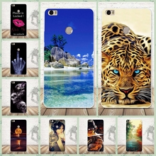 Skull Landscape Case Cover for Xiaomi Mi Max Silicone Phone Case Cover Ultra Soft TPU Back Capa Shell For Mi Max Xiao Mi Case(China)