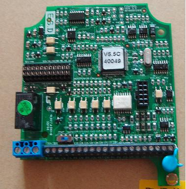 Inverter IG5 series control board/motherboard/cpu board of 1.5/2.2/3.7kw/0.75<br>