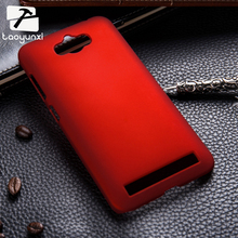 Matte Hybrid Hard Plastic Cases For ASUS Zenfone MAX Z010D ZC550KL Z010DA 5.5 inch  Cover Oil-coated Rubber Phone Cases Shell