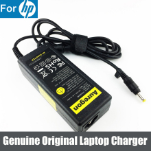 Original 65W AC Power Adapter Laptop Charger For HP Pavilion DV2000 DV4000 DV5000 DV6000 DV6500 DV6700 DV8000 DV9000 DV9500(China)