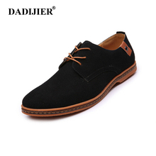 DADIJIER Plus Size 46 47 48 Men Shoes Breathable Casual Shoes Low Top Men's Canvas Shoes Black Plimsolls Male Flats Chaussure