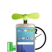 Practical Fashion Mini USB Gadget Portable Summer Micro USB Cooling Mini Fan For Xiaomi Android