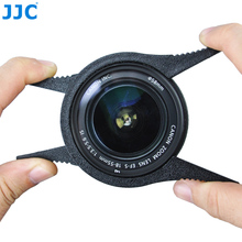 JJC 2PCS/PaclCamera Lens Filter Wrench ABS Removal Tool Kit for 46mm 49mm 52mm 55mm 58mm 62mm MCUV UV CPL ND Filters(China)