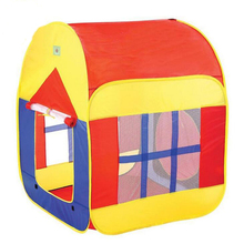 Treeby Portable 270*120*95CM Kids Play Tent Play Game House Indoor Outdoor Toy Tent Children Baby Beach Tent Toys