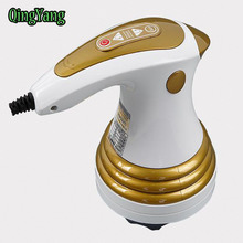 Body Massage.Slimming Diet Headers.Face.Skin.Care Relax Spin Spa Massage. Eletric Vibration lose Weight Burn Fat massager(China)