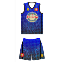 DIY color popular design Basketball uniform Custom any pattern