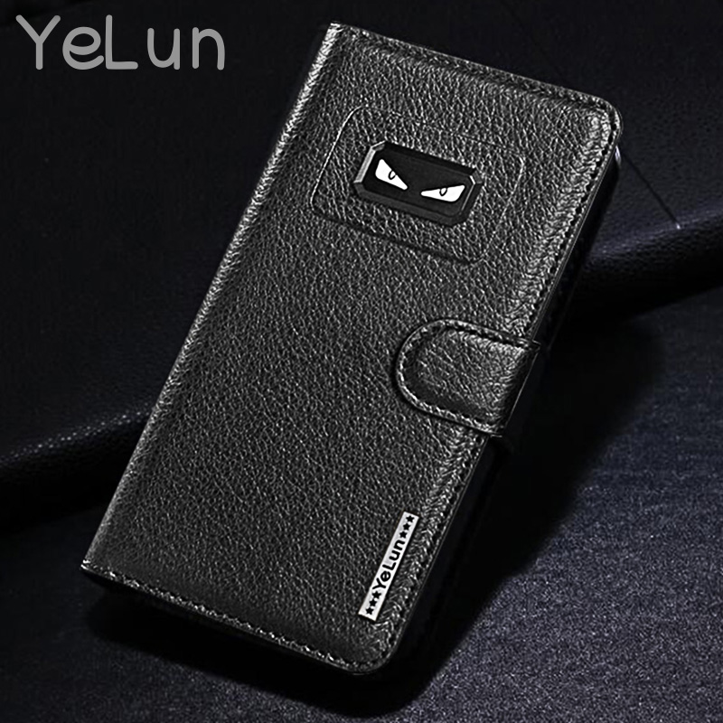 YeLun Lenovo PHAB 2 Pro PB2-690N Angry eyes Flip Cover Stand Wallet PU Leather Case Lenovo PHAB 2 Plus PB2-690N Cases