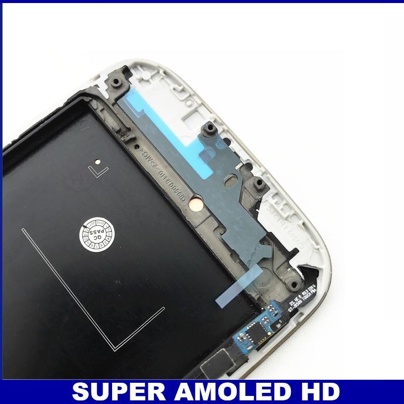 i9500 screen display