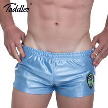 Taddlee Brand Sexy Men's Sports Shorts Running Short Bottoms Beach Board Shorts Boxer Trunks Gym Sweatpants Gasp Jogger Shorts(China)