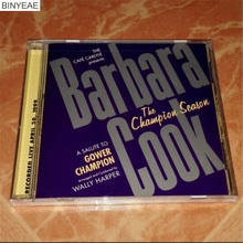 BINYEAE- new CD seal: jazz Barbara Cook The Champion Season (US) CD disc [free shipping]
