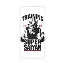 17451 Training to go Super Saiyan Dragon ball Z cell phone Cover Case for BQ Aquaris M5 for ZUK Z1 FOR GOOGLE nexus 6