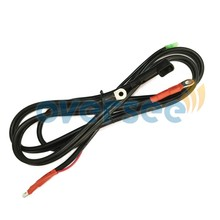 OVERSEE 66T-82105-00 Battery Cable 2M Fit Yamaha Parsun Powertec Outboard Engine From 30HP 40HP Up to 85HP(China)