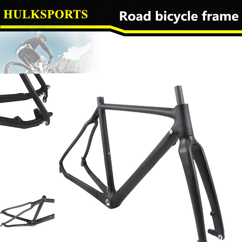 carbon road frame Light Toray T700 Road Racing carbon frames 700C carbon fiber Road bicycle Frame race frame