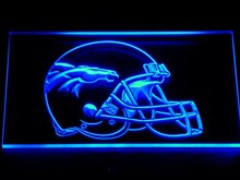 237 Denver Broncos Helmet Bar Pub LED Neon Sign with On/Off Switch 20+ Colors 5 Sizes to choose(China)