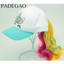 baseball caps for girl kids cartoon lovely  snapback cap brand girls green white  cap hat sun hats