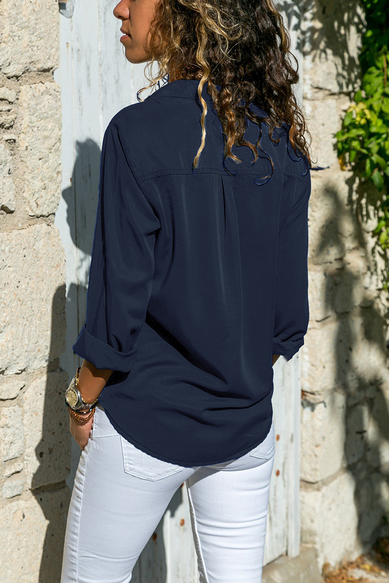 office blouse women plus size 5XL long sleeve blusas mujer de moda 2018 tallas grandes spring autumn shirt top women blouse14