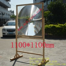 big size 1100*1100mm focal length 1300mm fresnel lens 3MM thickness Solar concentrator lens solar energy(China)