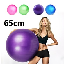 ZYMFOX Yoga Pilates Fitball Home Gym Slim Fitness Powerball,Bosu Balance Gymnastic Ball,Sport Exercise Equipment+Inflatable Pump