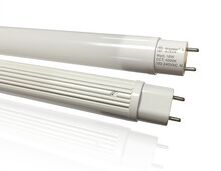 Free Shipping 1.2m Normal Cap Frosted Cover Non-Isolated 80Ra 18W NO Dark area Oval T8 LED Tube<br>