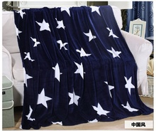New brand hot fleece blankets adult winter thick warm big blanket super soft carpet on the bed throw(China)