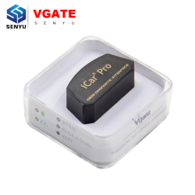 Vgate iCar Pro elm327 v1.5 Bluetooth/WIFI OBD II / EOBD Diagnostic Scanner tool elm 327 v1.5 iCar Pro Support for Android/IOS