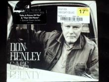Don Henley - Cass County SEALED USA CD Digipak Deluxe Edition 41CD Store store