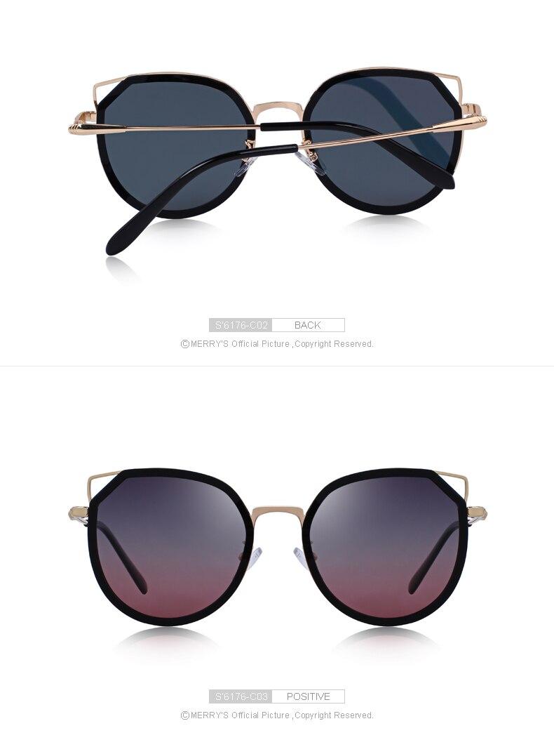 نظارات شمسية للسيدات بعدسات بلورايزد بعدة الوان 2018 9