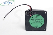 Mini Micro ADDA AB3505HX-JB0 35mm 5V 0.1A 2Wire cpu cooling fans