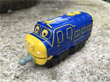 KK01--Original Tomy Chuggington Train Brewster Toy Gift New Loose(China)
