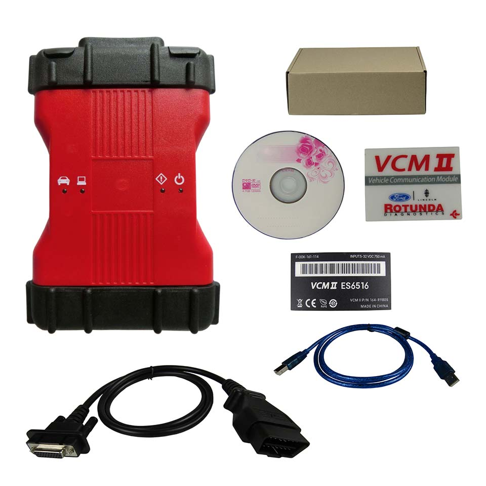 Scan tool VCMII Support Vehicles IDS vcm 2 (3)