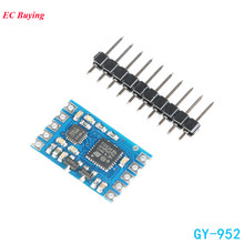 Buy GY-952 Sensor Module Six Axis Serial Port Angle Acceleration Analog Voltage Output Tilt Angle Sensors TTL Electronic DIY Board for $5.85 in AliExpress store