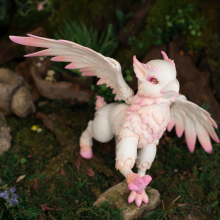OUENEIFS Fantasy Art Line Hippogriff Rus bjd sd dolls 1/8 model reborn girls boys eyes High Quality toys makeup shop resin