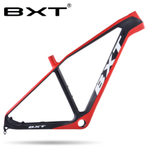 carbon bicycle frames super light T800 frame 27.5er 142x12 and 135*9 compatible MTB China racing bike carbon frame(China)