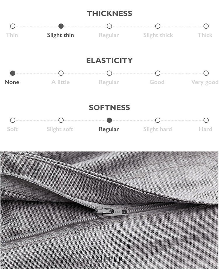 Markless Thin Linen Men Pants Male Commercial Loose Casual Business Trousers Men's Clothing Straight Fluid Man Pants 10